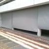 Toldos veranda con tejido opaco