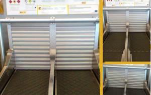 Cerramiento de Alta Seguridad Aluminio de Extrusión