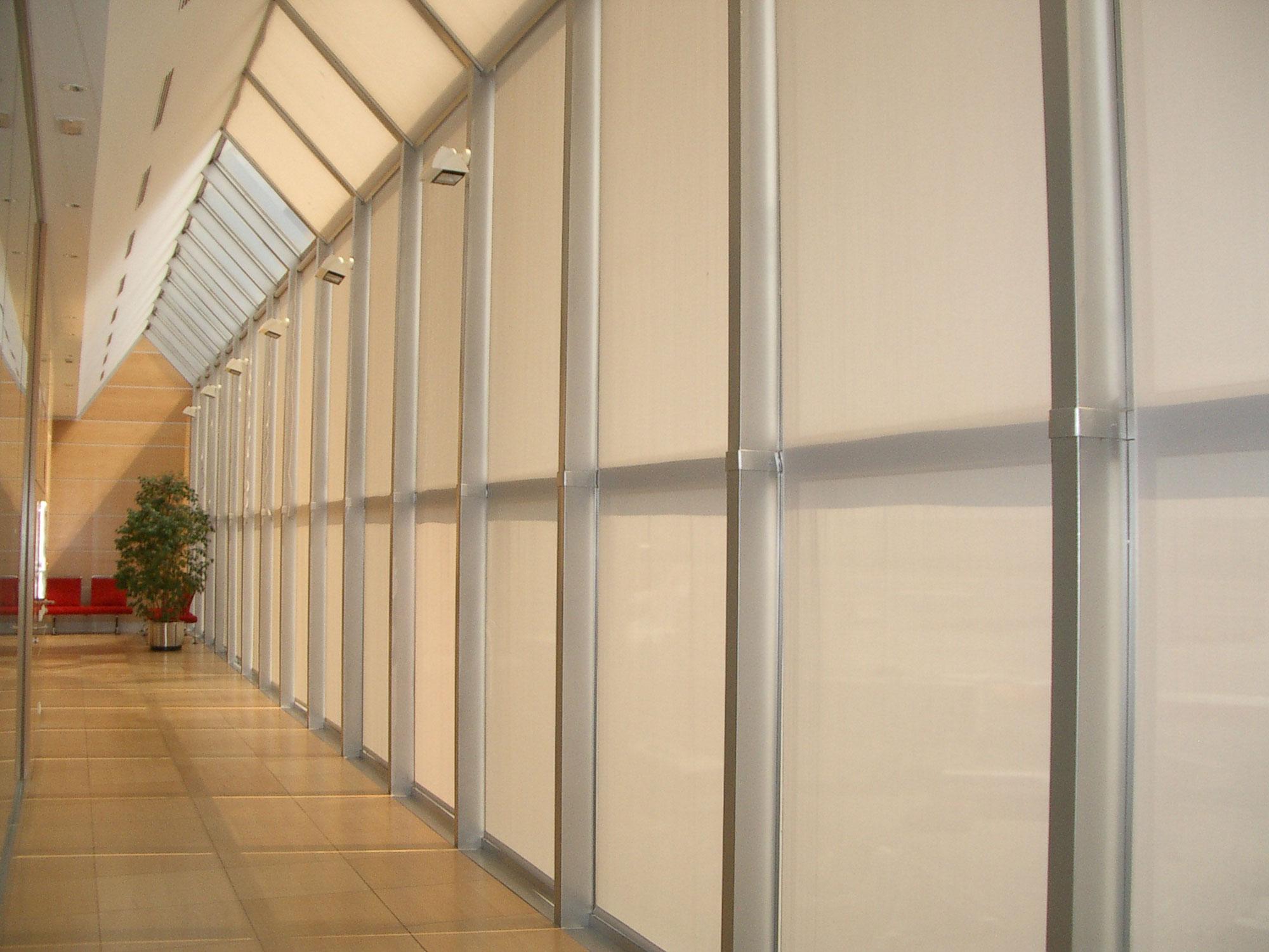 Obras realizadas cerramientos y ventanas en madrid - Estores enrollables motorizados ...