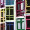 Ventanas de PVC de Distintos Colores