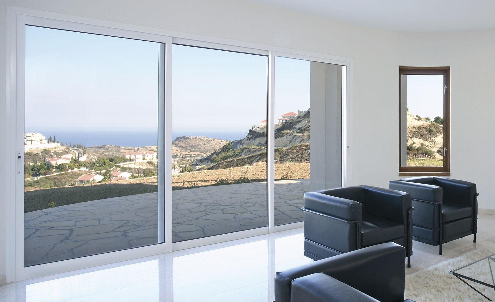 Cerramientos ventanas pvc en madrid aislamiento ac stico for Ventanas de pvc doble vidrio argentina