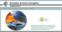 Simulador de ahorro energético