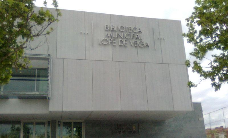 Biclioteca Tres Cantos