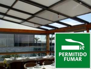 Instalación de cerramientos en locales de hosteleria