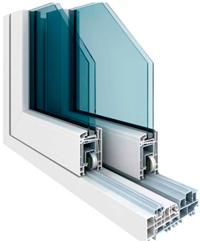 Ventana Elevable de PVC