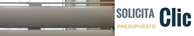 persiana termica perforada