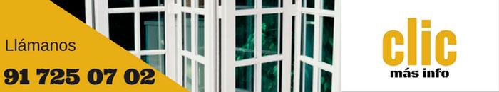 Más información Ventanas de PVC